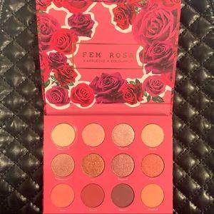 Colourpop x Karreuche She Fem Rosa Palette (New)